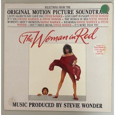 Stevie Wonder The Woman In Red Selection From The Original Motion Picture Soundtrack Lp