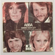 Abba Summer Night City - Medley Pick A Bale Of Cotton - On Top Of Old Smokey - Midnight Special 45 lik