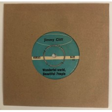 Jimmy Cliff Wonderful World Beautiful People - Hard Road To Travel 45 lik