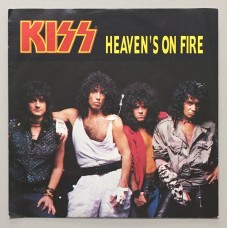Kiss Heaven's On Fire - Lonely Is The Hunter 45 lik