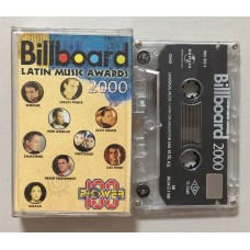 Billboard Latin Music Awards 2000 Kaset