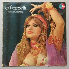 Çiftetelli Turkish Belly Dances Lp (Satıldı)